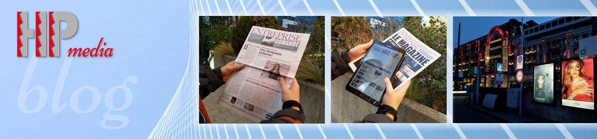 Blog HP media par Antoine Egli